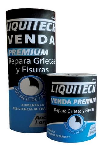 Venda Premium 1 M X 50 M Liquitech Repara Grietas Y Junta Mm
