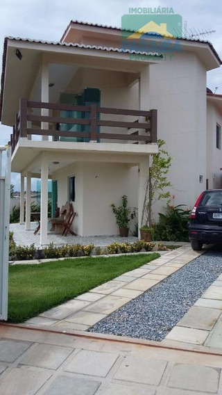 Casa Residencial Para Venda E Locação, Loteamento Praia Bela, Pitimbú. - Ca0201