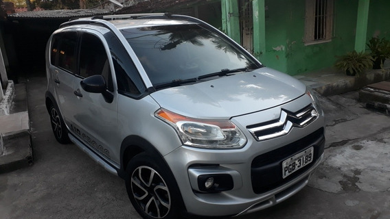 Citroën Aircross 1.6 16v Exclusive Flex 5p 2013