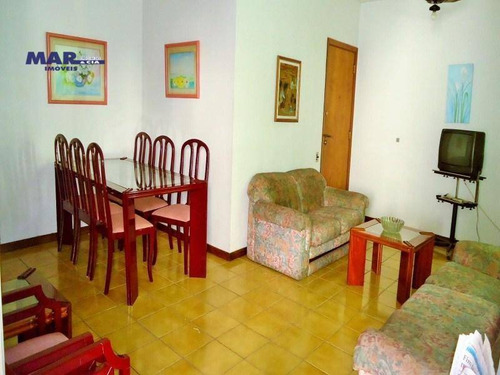 Imagem 1 de 11 de Apartamento Residencial À Venda, Centro, Guarujá - . - Ap10918
