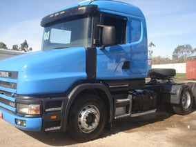 Scania T124 - 420