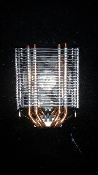 Air Cooler 4 Heatpipes 135w Tdp