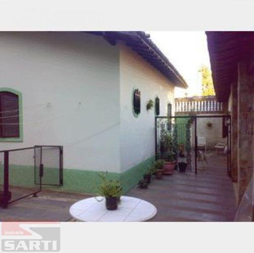 Casa Térrea , Bairro Do Tremembé , R$ 1.200.000,00 - St2684