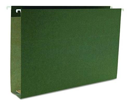 Imagen 1 de 3 de Smead Dos Inch Capacidad Caja Inferior Colgando Carpetas De