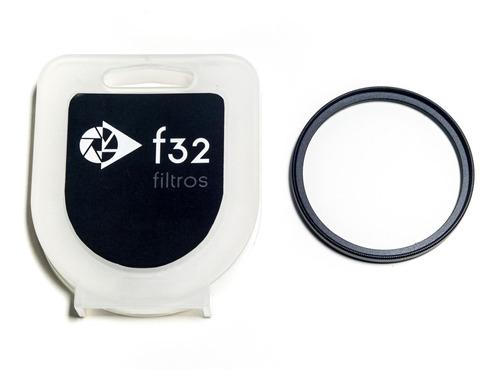 Filtro Uv Ultravioleta Proteção 43mm F32