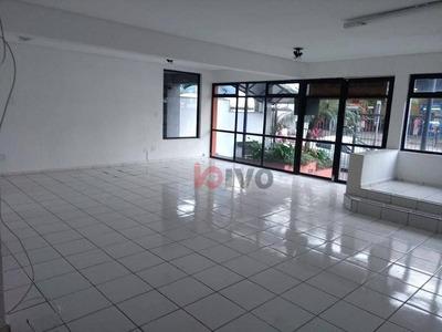 Loja Para Alugar, 72,00 M² Úteis Por R$ 3.900,00 - Vila Clementino - São Paulo/sp - Lo0003