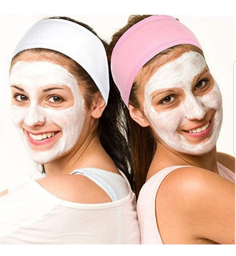 Imagen 1 de 10 de 6 Diadema Spa Facial Toalla - Unidad a $54999