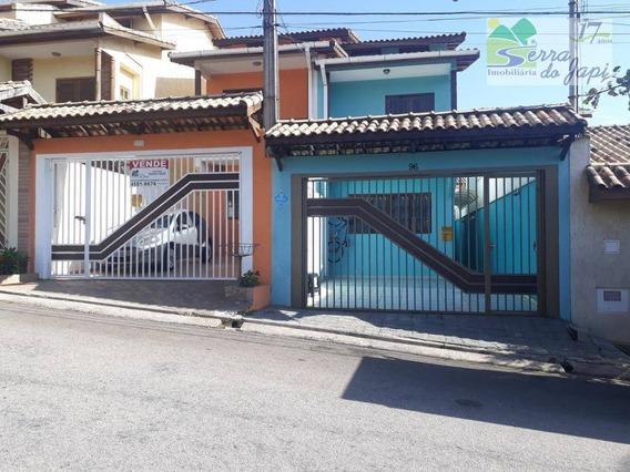 Casa Com 2 Dormitórios À Venda, 150 M² Por R$ 480.000,00 - Jardim Ermida Ii - Jundiaí/sp - Ca1514