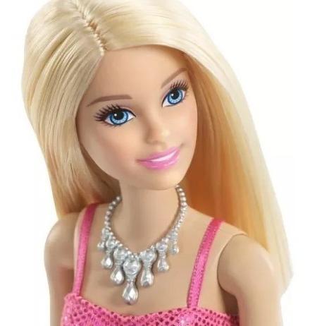 Barbie Basica Glitz - Mattel Modelos 30cm (opcional)
