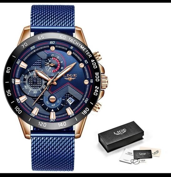 Relógio Lige 9929