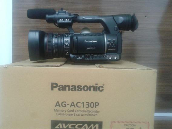 Filmadora Panas. Ag-ac130 P. 7.300,00novinha Impecavel