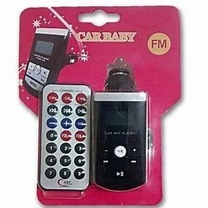 Carbaby Fm - Apply To Flash Drive And Mp3 Play