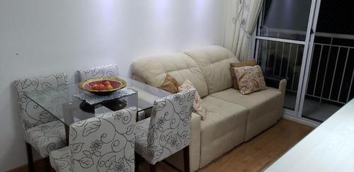 Apartamento Com 2 Dormitórios À Venda, 47 M² Por R$ 260.000 - Jardim Castelo - São Paulo/sp - Ap6509