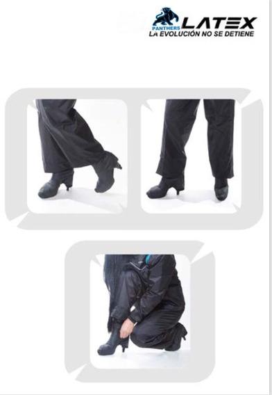 Protector Impermeable De Zapatos De Dama Tacon En Latex