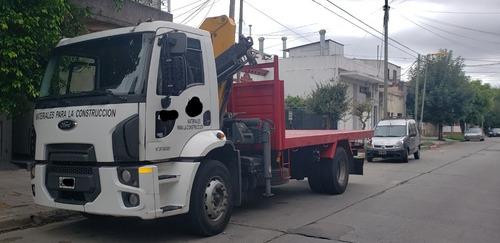 Ford Cargo 1722 Con Hidrogrua 10tm