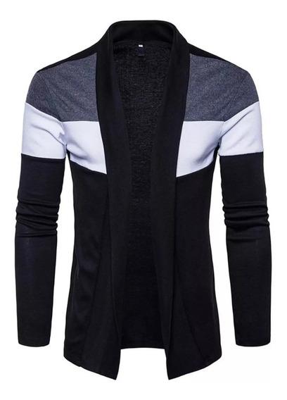 Casaco Trench Coat Jaqueta Estilo Quimono Slim, Ref: 838