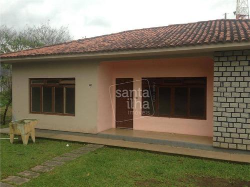 Casa Residencial À Venda, Campeche, Florianópolis - Ca0958 - Ca0958