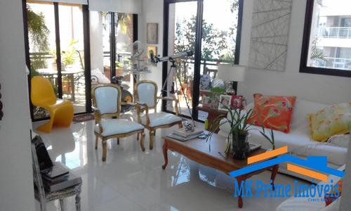 Imagem 1 de 15 de Lindo Apartamento Na Vila Andrade/morumbi!!! - 1992