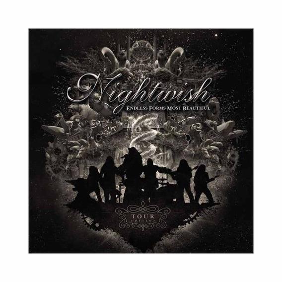 Nightwish Endless Forms Most Beautiful Tour Cd + Dvd Nuevo