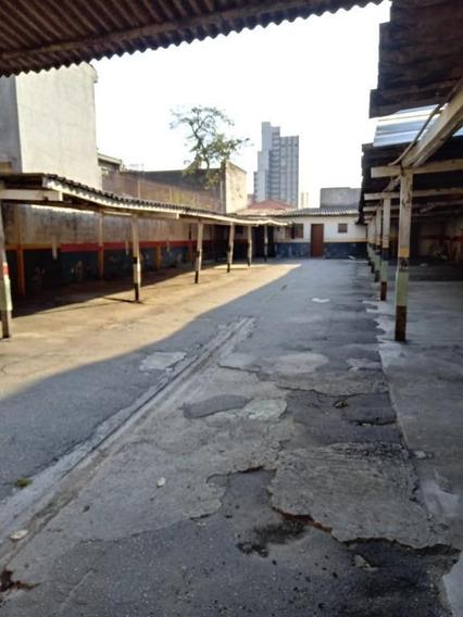 Terreno Em Cambuci, São Paulo/sp De 0m² Para Locação R$ 9.000,00/mes - Te604741