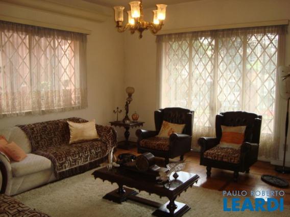 Casa Térrea - Pacaembú - Sp - 423625