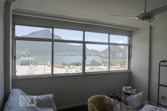 Apartamento Para Aluguel - Leblon, 3 Quartos, 100 - 893031492