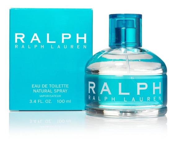 Perfume Feminino Ralph Lauren 100ml Importado Usa