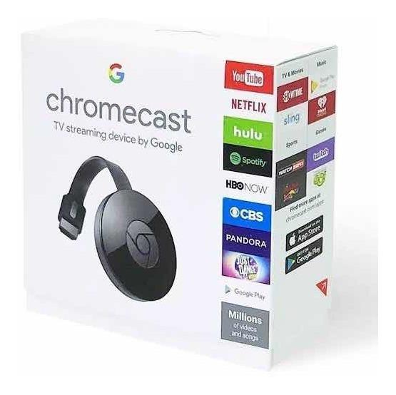 Chromecast 2 100% Original Cromecast Hdmi 1080p Envio Já