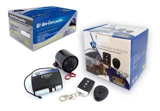 Alarma Auto X-28 Z20 Rs + Kit Cierre 4 Motores S/instalacion