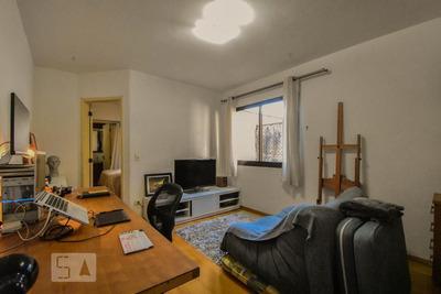 Apartamento No 1º Andar Mobiliado Com 1 Dormitório E 1 Garagem - Id: 892932806 - 232806
