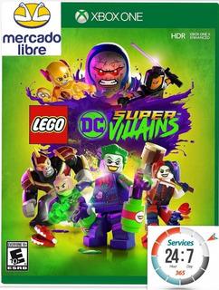 Lego Dc Super Villains - Xbox One - Local