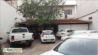 Casa Comercial À Venda, Centro, Macaé. - Ca0251
