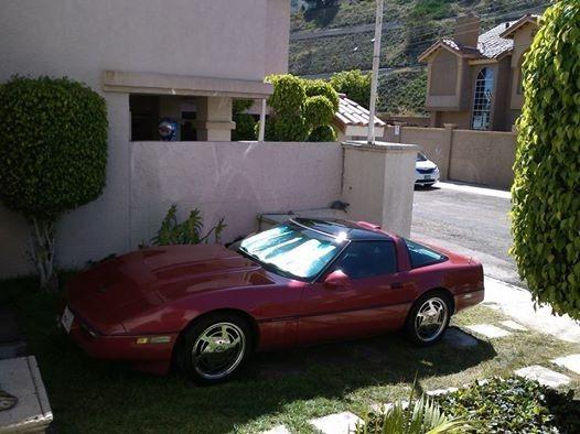 Chevrolet Corvette C4 Tip Top Clasico