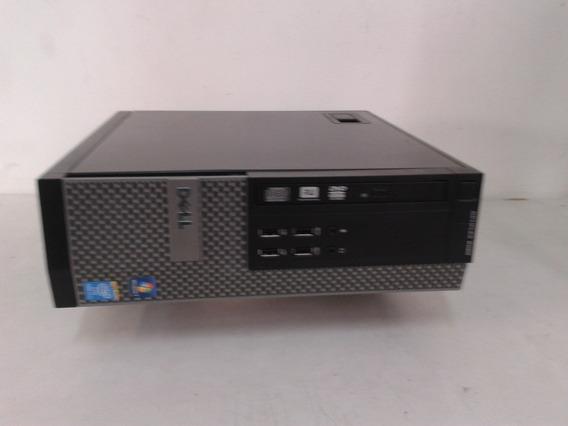 Cpu Dell I7 Optiplex 9020 - Hd 500 Gb - Memória 08 Gb