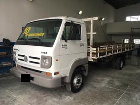 Vw 8.150 Delivery Plus 4x2 Ano 10/10 Preço 74.900 Km 057.242