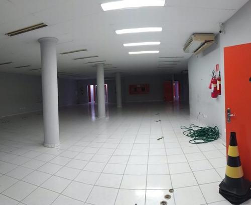 Prédio Para Alugar, 578 M² - Centro - São Bernardo Do Campo/sp - Pr19236