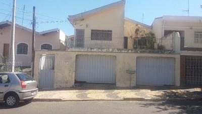 Casa Residencial À Venda, Jardim Do Lago, Campinas. - Ca1760