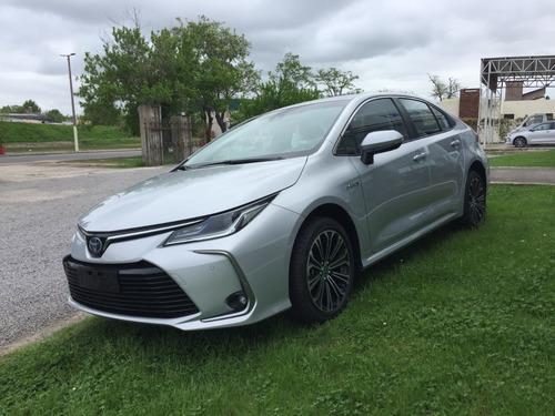 Toyota Corolla Seg Hybrid 2021 Entrega Inmediata