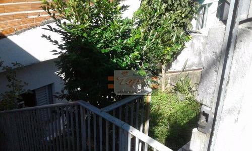 Casa Residencial À Venda, Vila Mirante, São Paulo. - Ca0398