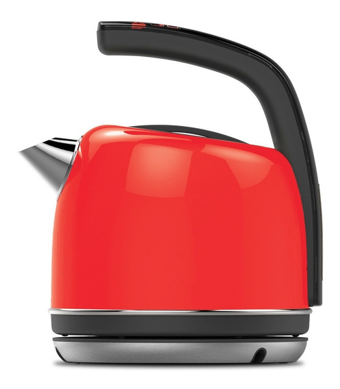 Pava Electrica Smart Tek Styler Kd400 Roja Acero Digital