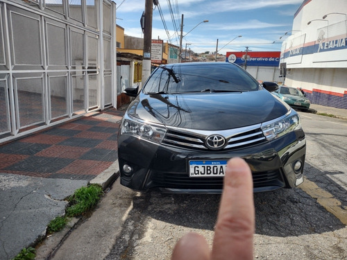 Imagem 1 de 10 de Toyota Corolla 2017 2.0 16v Xei Flex Multi-drive S 4p