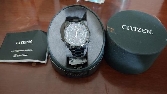 Reloj Citizen Hombre Eco Drive Nighthawk A-t