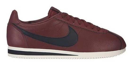 Tenis Nike Classic Cortez Leather Hombre Deportivos Casuales
