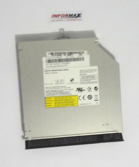 Gravador Dvd Notebook Asus K43u C32