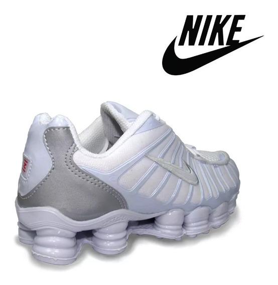 Tênis Nike 12 Molas Importado - Frete Gratis   30% Off O_0