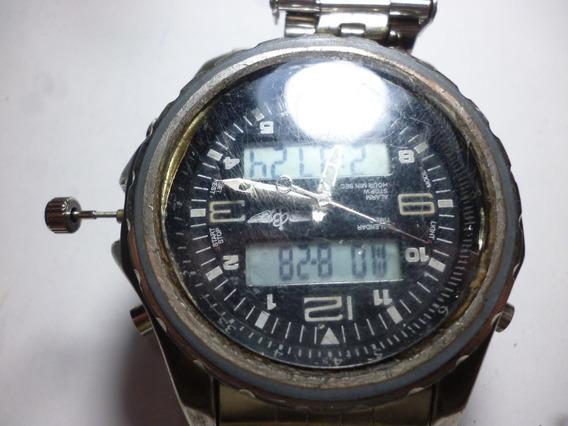 Relogio Breitling Para Reparo 52 Mm