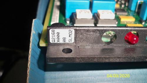 Siemens Placa Q2168 X000 08