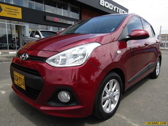 Hyundai Grand I10 Illusion Hb Aa At