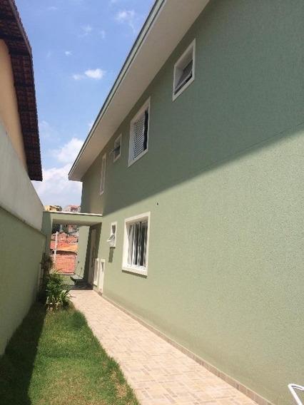 Sobrado Em Parque Monte Alegre, Taboão Da Serra/sp De 145m² 3 Quartos À Venda Por R$ 850.000,00 - So394819