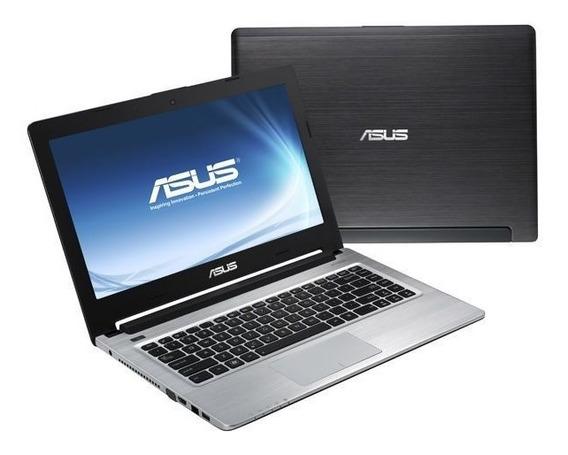Notebook Asus S46c I7 6gb 500gb Windows 14
